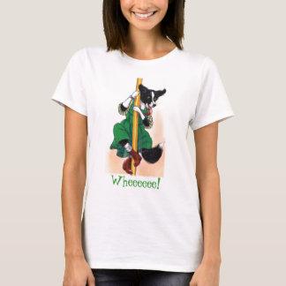 Camiseta Tenha o divertimento no jardim de infância