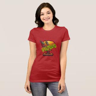 Camiseta Tenha um T atômico do evento das quedas do dia de