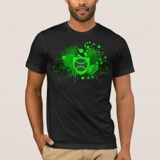 Camiseta tênis. de alta fidelidade