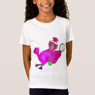 Camiseta Tênis de Lila pelos Feliz Juul Empresa