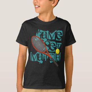 Camiseta Tênis personalizado