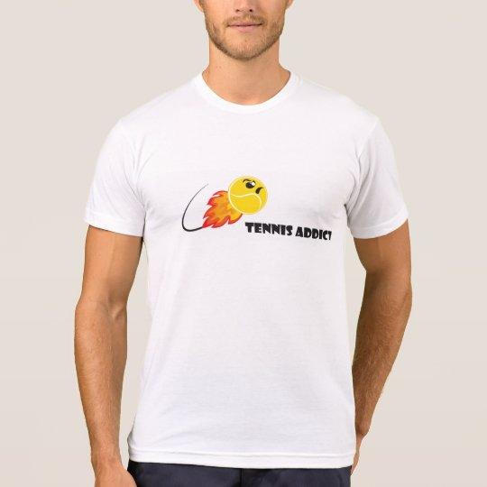 Camiseta Tennis addict