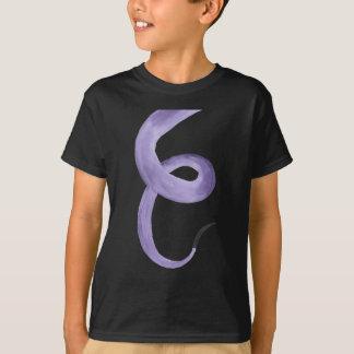 Camiseta Tentáculo roxo