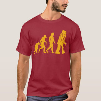 Camiseta Teoria de Big Bang do tanoeiro de Sheldon da
