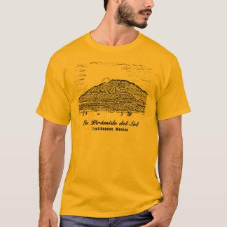 Camiseta Teotihuacan, México