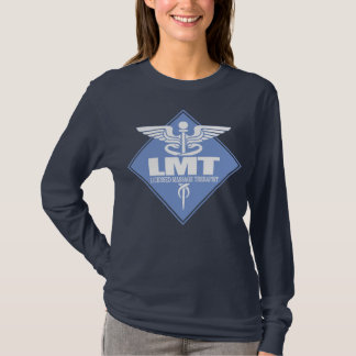 Camiseta Terapeuta licenciado da massagem