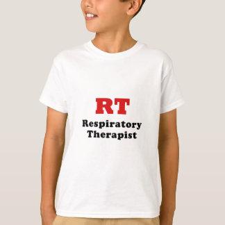 Camiseta Terapeuta respiratório
