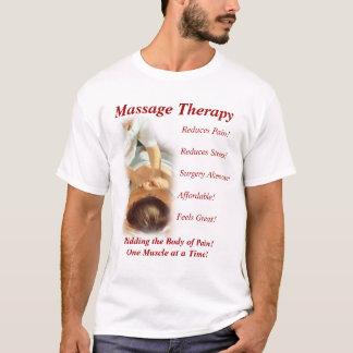 Camiseta Terapia da massagem