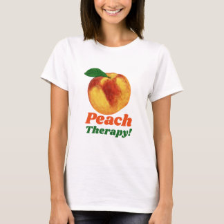 Camiseta Terapia do pêssego