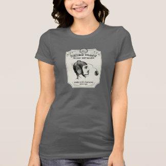 Camiseta Terceira costa - transmita por rádio com caráter -