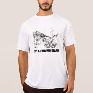 Camiseta Terceiro cruzamento Windfarm Duxbury