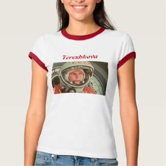 Camiseta Tereshkova 2