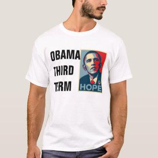 Camiseta Termo de Obama terceiro