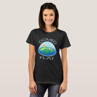 Camiseta TERRA ABOBADADA & LISA | sob a abóbada