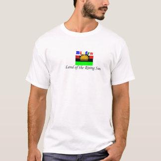 Camiseta Terra da ascensão Sun