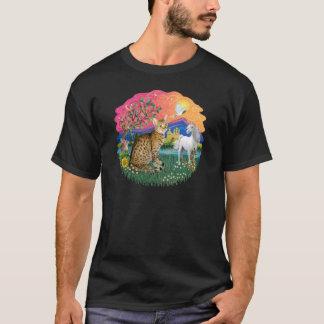 Camiseta Terra da fantasia (ff) - Ocicat