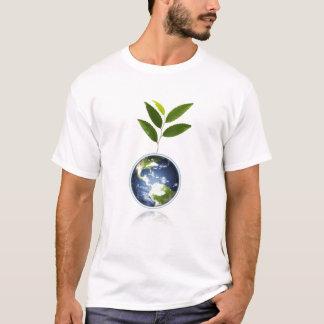 Camiseta Terra da planta