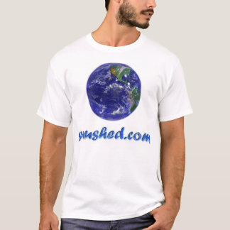 Camiseta terra de snushed.com
