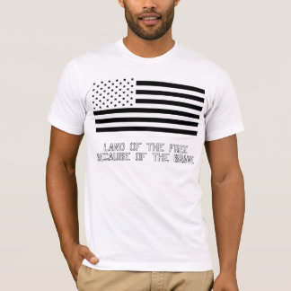 "Camiseta ""Terra do livre """