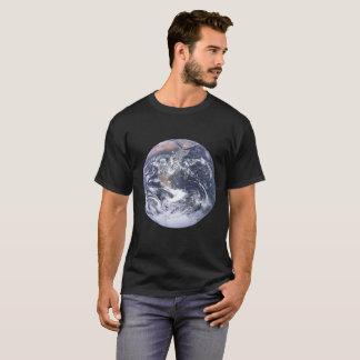 Camiseta Terra do planeta do Dia da Terra do espaço