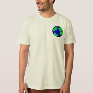 Camiseta Terra do smiley