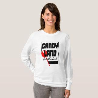 Camiseta Terra dos doces estabelecida