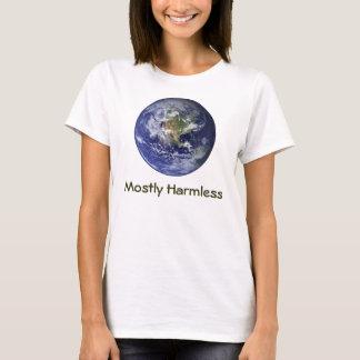 Camiseta Terra - na maior parte inofensiva