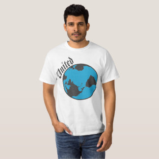 Camiseta Terra unida
