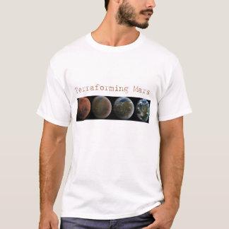Camiseta Terraforming Marte