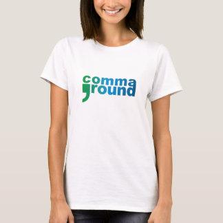 Camiseta Terreno comum