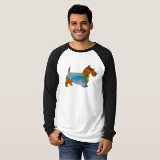 Camiseta Terrier escocês