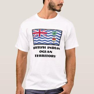 Camiseta Território de Oceano Índico britânico