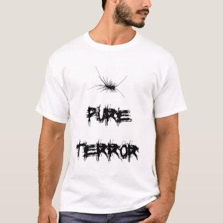 Camiseta Terror puro dos centípedes de casa