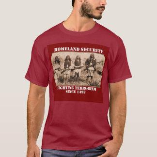 Camiseta Terrorismo de combate desde 1492