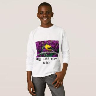 Camiseta teshart macio para genarations novos