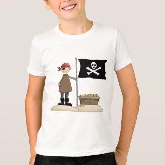 Camiseta Tesouro do pirata