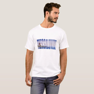 Camiseta Tessalónica