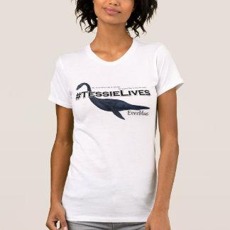 Camiseta Tessie o monstro de Loch Ness