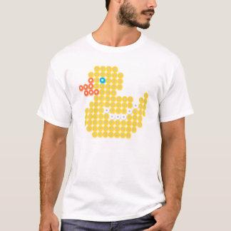Camiseta Teste padrão #58 do pato - PrinterKids