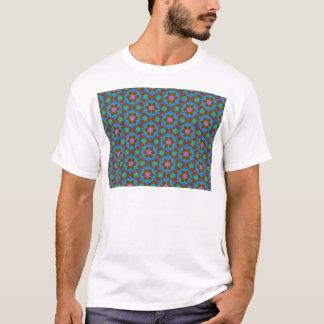 Camiseta teste padrão geométrico islâmico