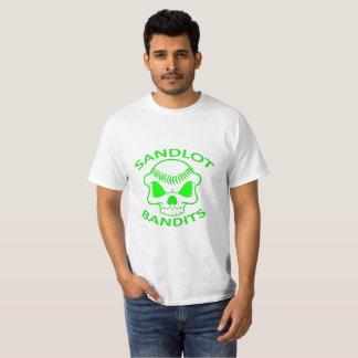 Camiseta Teste T dos bandidos do lote da areia