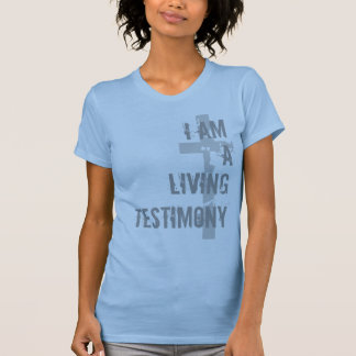 Camiseta Testemunho vivo