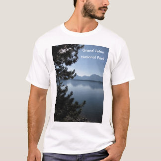 Camiseta Teton grande, parque nacional