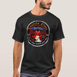Camiseta Teufels Pisse - cerveja alemão diabòlica boa