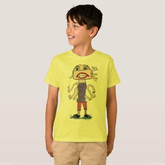 Camiseta Tevê duvidoso duvidoso Wishy