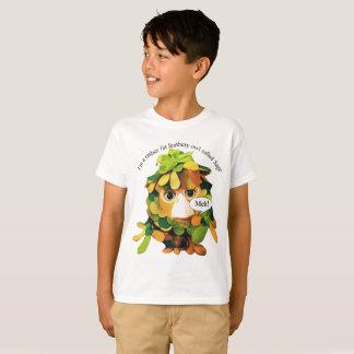 Camiseta Tevê retro prudente clássica T-shirst