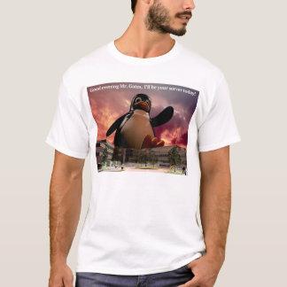 Camiseta Tex, o pinguim de Linux!