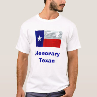 Camiseta Texan honorário