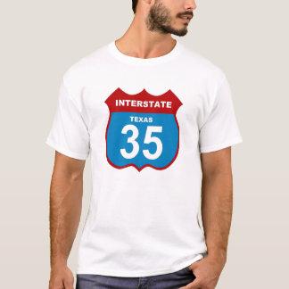 Camiseta Texas de um estado a outro 35