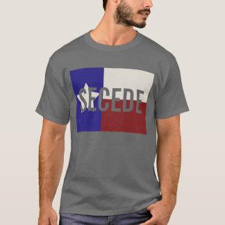 Camiseta Texas escuro SECEDE o t-shirt